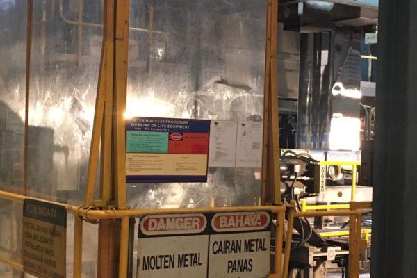 Multinational Steel Manufacturer