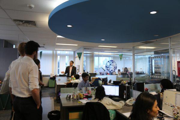 Global Marketing Communications Agency